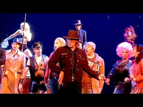 Musical HINTERM HORIZONT in Hamburg / Udo Lindenbergs ThanXXL zur Premiere
