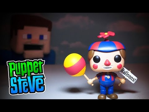 FNAF FUNKO Pop Balloon Boy Exclusive Five Nights at Freddy's Unboxing Figure