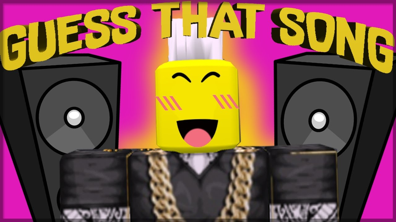 You 100 Can T Guess All These Songs Roblox Youtube