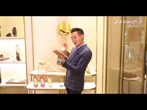 JIMMY CHOO 'MADE TO ORDER'