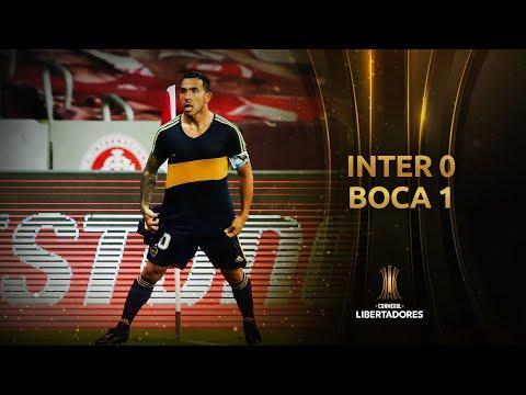 Internacional Boca Juniors Goals And Highlights