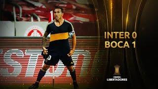 Internacional vs. Boca Juniors [0-1] | RESUMEN | Octavos de Final | CONMEBOL Libertadores