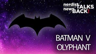 Timothy Olyphant As Batman? (Nerdist News Talks Back)