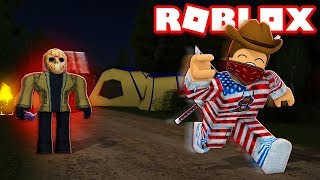 I WENT ON THE WORST CAMPING TRIP IN ROBLOX! (Camping 2)