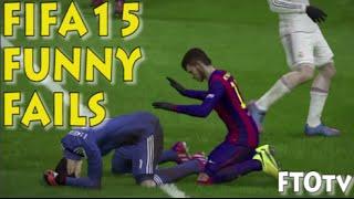 FTOtv FIFA15 FUNNIEST FAILS