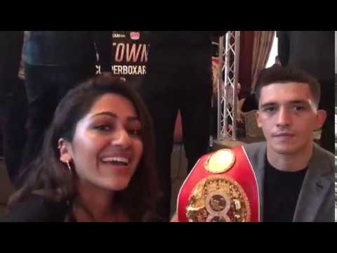 LEE SELBY INTERVIEW BY @Sop_bhaumick22 TODAY @PRESS CONFERENCE TODAY