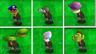 Plants vs Zombies Hack Zomplant vs Lawn Mower