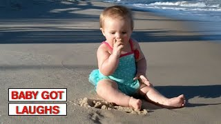 The Funniest Babies of All Time (Reverse!)   Cute Baby Compilation