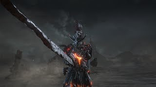 Guts Berserker Armor build Dark Souls 3