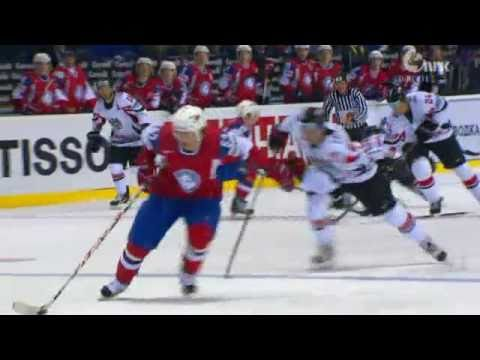 Austria-Norway 0-5, IIHF World Championship 2011