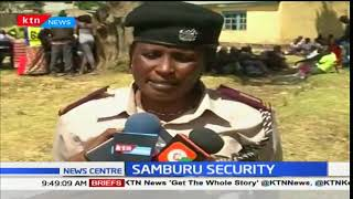Samburu Security: Resident urged to assist police curb insecurity
