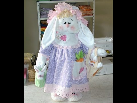Народные куклы из ткани