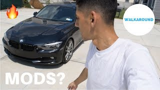 Modified bmw 328i walkaround!