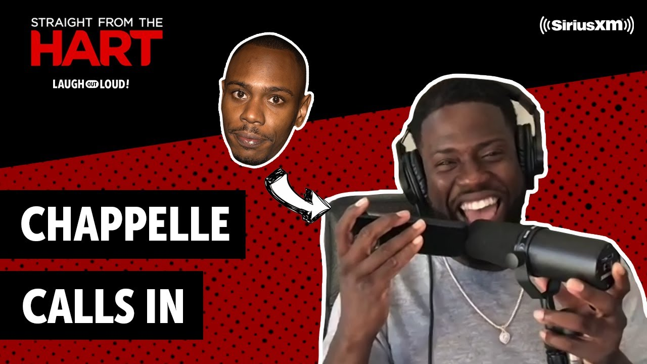 Did Kevin Hart Just Confirm A Show With Dave Chappelle!??| Straight from the Hart | LOL Network