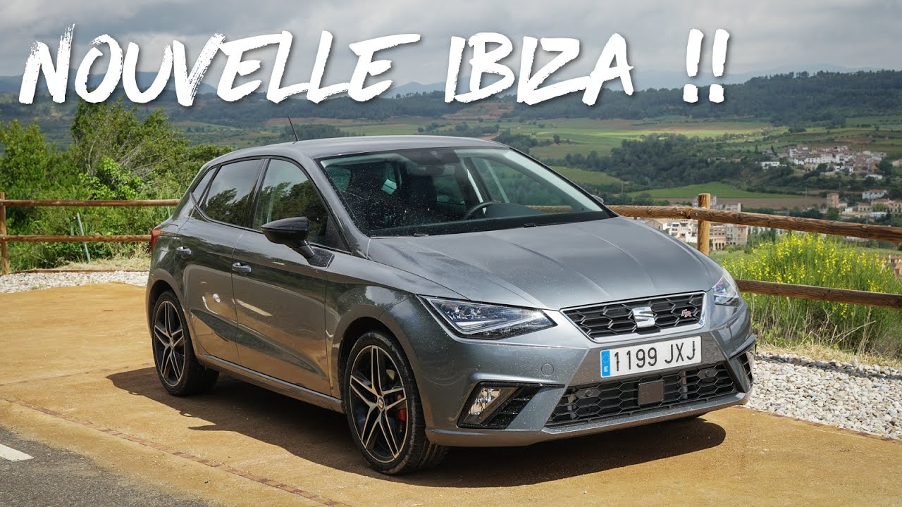 essai nouvelle seat ibiza 2017 fr tsi 150 youtube. Black Bedroom Furniture Sets. Home Design Ideas