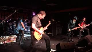 Riot V-Thundersteel-Live@Colony Brescia 7/02/2014