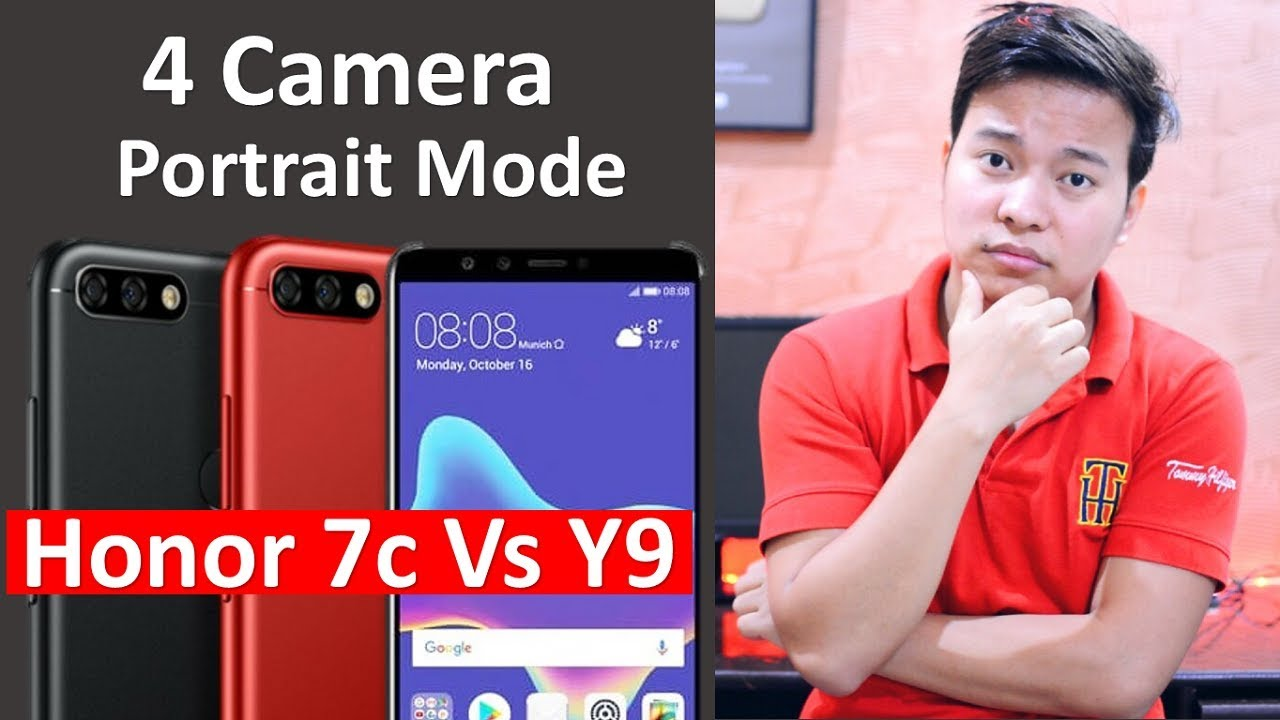 Honor 7C and Huawei Y9 (2018) Which one is Better - Full phone  specifications