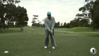 Bradley Hughes Golf- How The Hands Lead The Club At Impact
