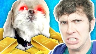 Repeat youtube video TOBY Vs. DOG