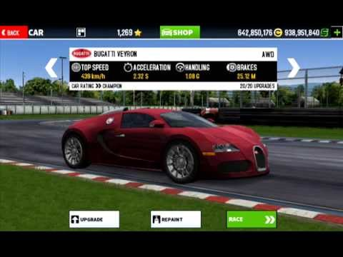 gt racing 2 bugatti veyron fully upgraded youtube. Black Bedroom Furniture Sets. Home Design Ideas