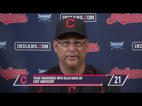 Get to know Cleveland Indians manager Terry Francona