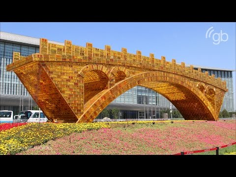China lists achievements from Belt and Road Forum