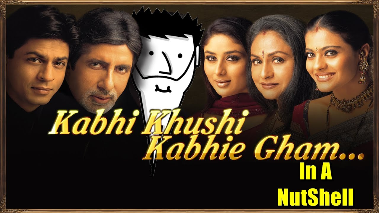 Kabhi Khushi Kabhie Gham In A NutShell | Yogi Baba