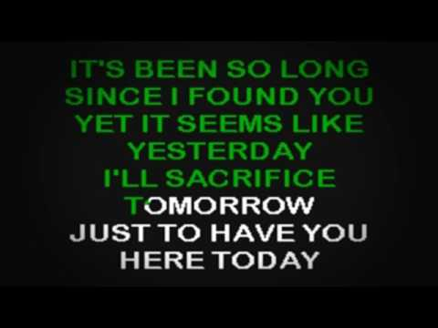 SC2116 06   Expose'   Seasons Change [karaoke]