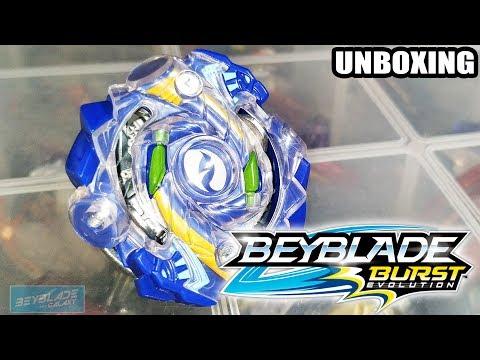 Unboxing Hyrus H2 .Y.N - Beyblade Burst Hasbro