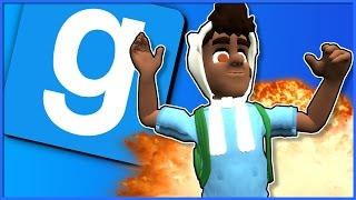 Gmod Guess Who Funny Moments: Use The Force Ohm, Basically In Jail & Never Trust a Ragdoll