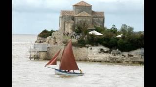Escapade au bord de la mer de Meschers-sur-Gironde en aôut 2016