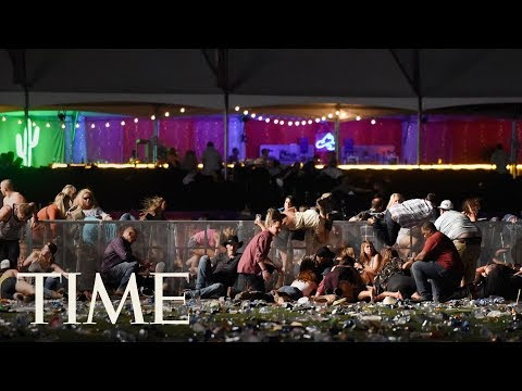 'Many People Down': Radio Communications From Las Vegas Police During Mandalay Bay Shooting | TIME