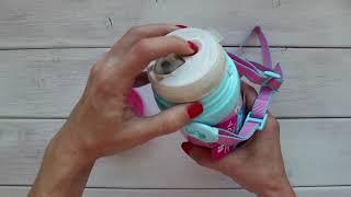 Обзор детского термоса Zojirushi цвет розовый
