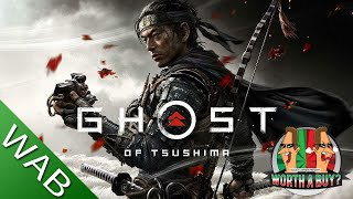 Ghost of Tsushima Review - Worthabuy? (Video Game Video Review)