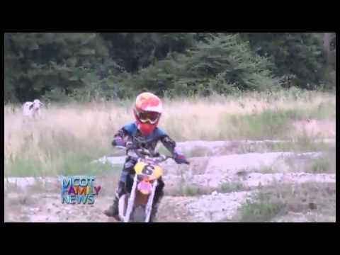Deawtv9 | แชมป์มอเตอร์ครอสวัย 9 ชวบ ON AIR