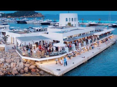 Discover the Restaurants at Marina Santa Eulalia Ibiza Port