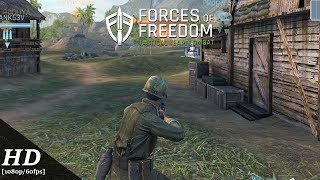 Forces of Freedom Android Gameplay [1080p/60fps]