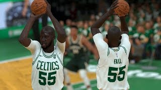 NBA 2K19 Tacko Fall My Career Ep. 17 - New Jumpshot!