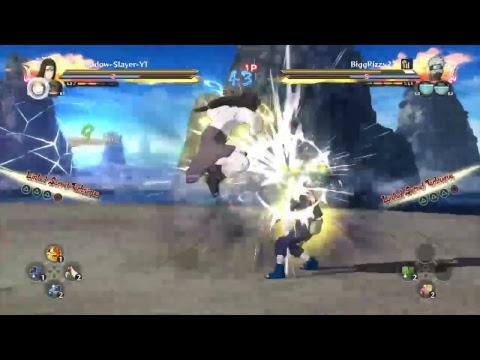 Naruto Shippuden: Ultimate Ninja Storm 4 |CHILL/PLAY!!!