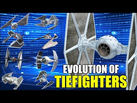 The Evolution of the Tie Fighter