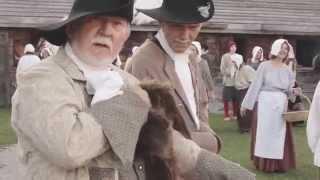 Le Nouveau Monde de Champlain (épisode 3) Le grand retour sur la Kitchissippi