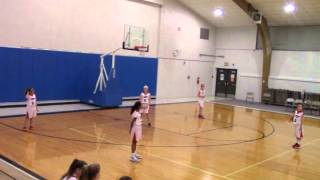 Modified Triangle Zone/Man Offense for Youth Basketball  (1of5) - Doug Schakel