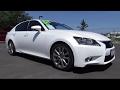 2014 Lexus Gs Sedan 350 Napa  Vallejo  Fairfield  Petaluma  Santa Rosa