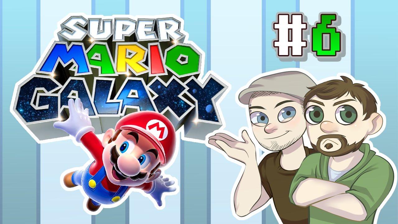 Super Mario Galaxy: Liikekontrollit helvetistä - Osa 6 - PeliMuruset