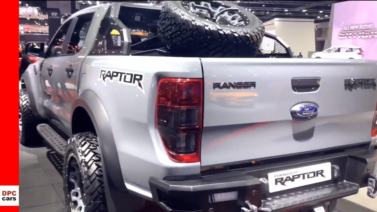 modified 2019 ford ranger raptor truck