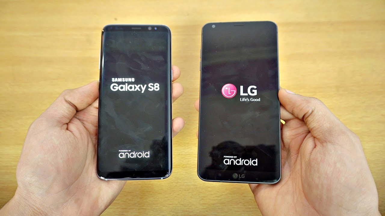 Samsung Galaxy S8 vs. LG G6: Which one's the smarter buy?