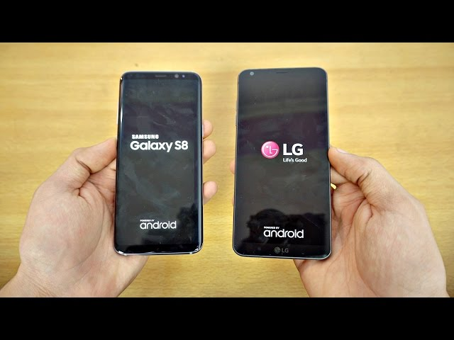 Samsung Galaxy S8: How Does It Handle Speed, Durability, Drop And