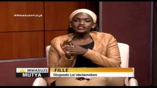 vuclip Mwasuze Mutya: Fille Mutoni ku bya MC Kats