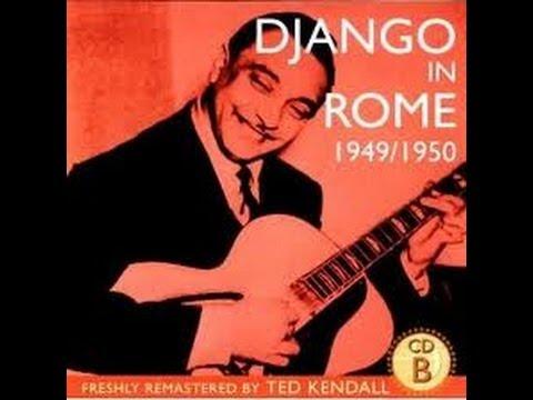 Django Reinhardt -My Blue Heaven-