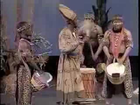 ballet africaine de guinee : l'héritage 2